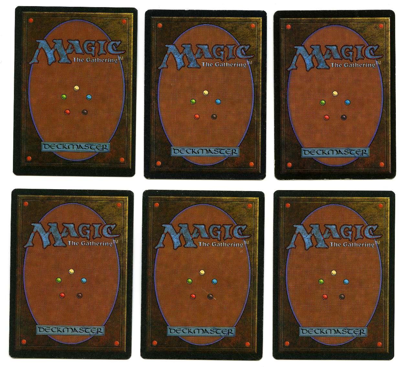 magic the gathering kort