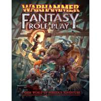 Warhammer Fantasy Roleplay 4th edition Core Rulebook