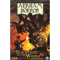 Arkham Horror - The Black Goat of the Woods expansion