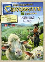 Carcassonne Hills and Sheep