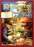 Carcassonne expansion 2 Traders & Builders