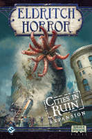 Eldritch Horror expansion Cities in Ruin