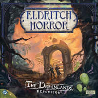 Eldritch Horror expansion The Dreamlands