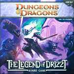 Legend of Drizzt - Dungeons & Dragons Board Game