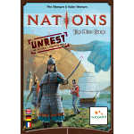 Nations the Dice Game expansion Unrest