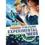 Pandemic The Cure super-expansion Experimental Meds