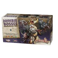 Zombicide: Black Plague - Zombie Bosses abomination pack