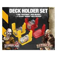 Zombicide: Deck Holder Set