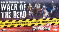 Zombicide: Set 1 - Walk of the Dead