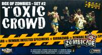 Zombicide: Set 2 - Toxic Crowd