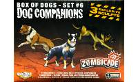 Zombicide: Set 6 - Dog Companions