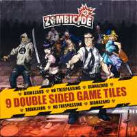 Zombicide: Tile Pack - 9 Game Tiles