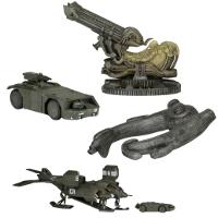 Alien Die Cast Vehicles
