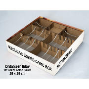 Card Crate - Organizer Inlay - Blackfire