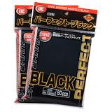 KMC Card Sleeves - Perfect Black