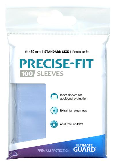 Ultimate Guard Precise Fit Sleeves