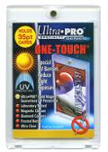Ultra-Pro One-Touch magnetic card display
